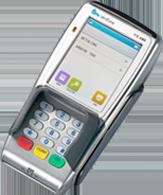 Mobiele betaalterminal